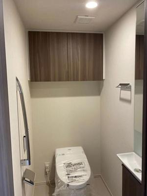 【トイレ】ザ・パークハウス川口本町