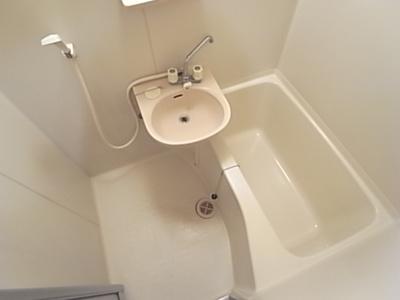 【浴室】ピア大杉