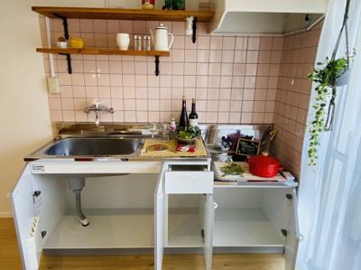 【キッチン】新宅第1マンション