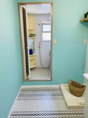 【浴室】新宅第1マンション