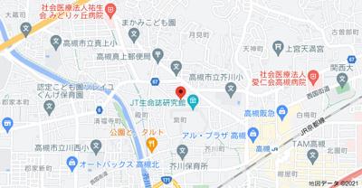 【地図】メゾンレビェユ