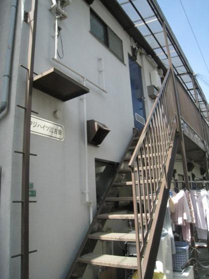 【外観】フジハイツ江古田