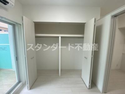 【収納】ビガーポリス412天満二丁目Ⅱ
