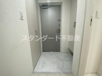 【玄関】ビガーポリス412天満二丁目Ⅱ