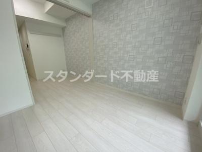 【居間・リビング】ビガーポリス412天満二丁目Ⅱ