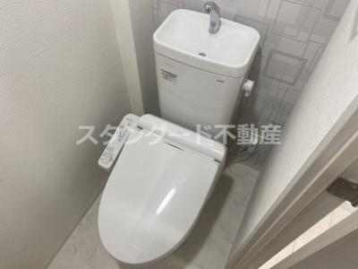 【トイレ】ビガーポリス412天満二丁目Ⅱ