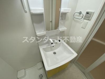 【洗面所】ビガーポリス412天満二丁目Ⅱ