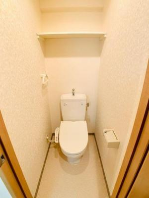 【トイレ】ポプラハウス