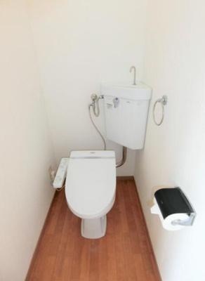 バストイレは別室です