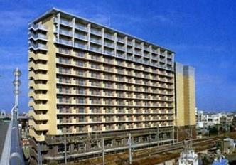 横浜市神奈川区栄町のマンションの画像