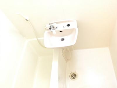 【浴室】レオパレスシャンテA