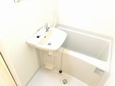 【浴室】レオパレスSunsetRoom