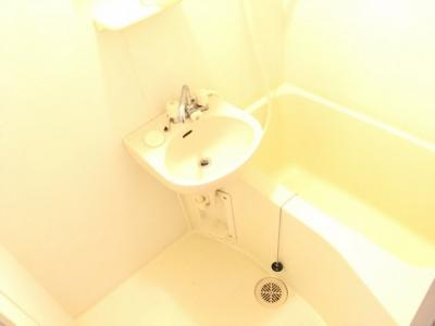 【浴室】レオパレス調布