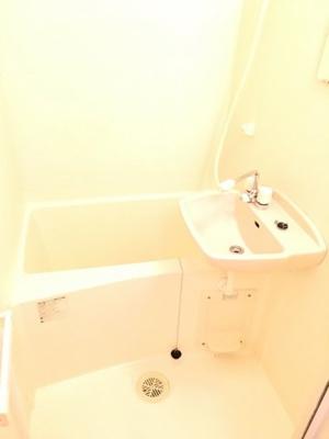 【浴室】レオパレスフエキ