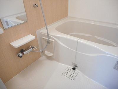 【浴室】ヴィラ 深大寺 A