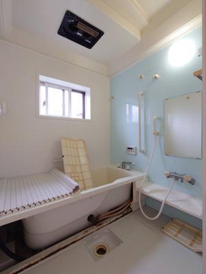 【浴室】箱清水・高橋貸家