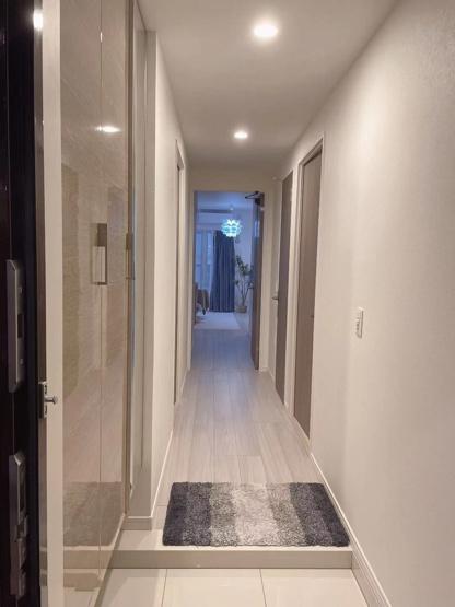 【玄関】モントーレ香椎浜サーフタワーセンターコート