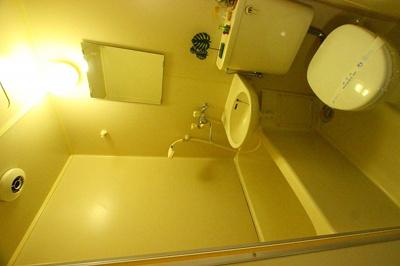 【浴室】大州コーポ