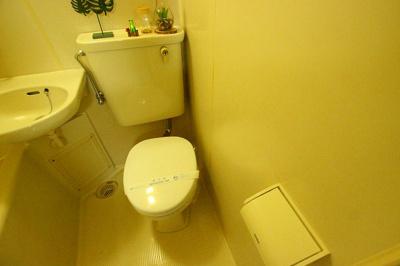 【トイレ】大州コーポ