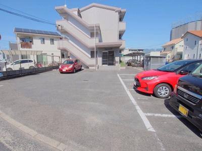 【駐車場】レジャンデールⅡ