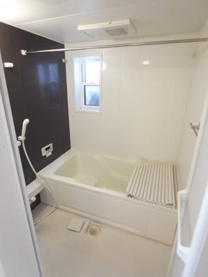 【浴室】フォレストメゾン西崎