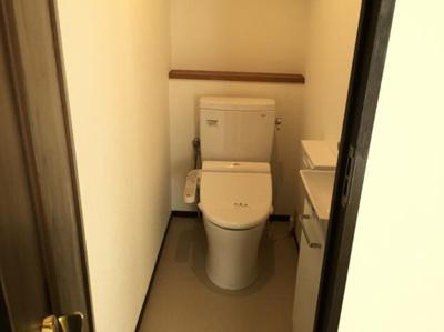 【トイレ】ヴィラージュ上野
