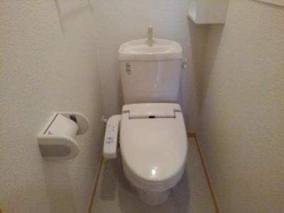 【トイレ】メゾン・ファミーユⅡ