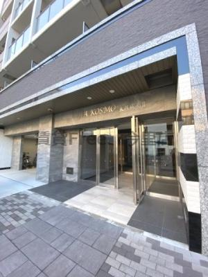 【エントランス】ジアコスモ大阪城南II 仲介手数料無料