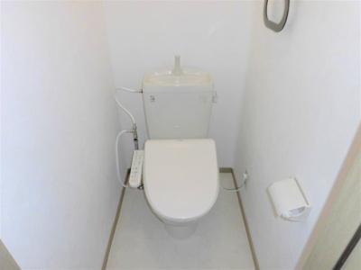 【トイレ】ウィンディア本今B棟