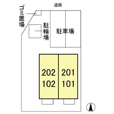 【区画図】セジュール
