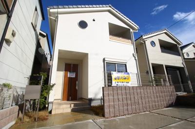 自然広がる西賀茂の地に敷地広々4LDK新築戸建ての登場です!