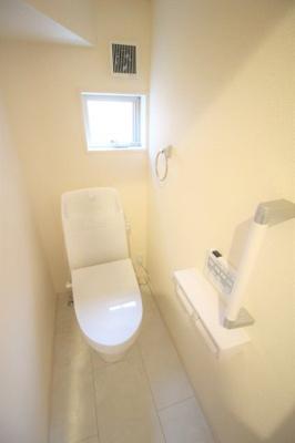 2階にもお手洗いがございます!