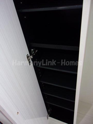 ☆ハーモニーテラス豊島Ⅵ☆便利な収納スペースです