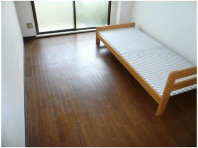【寝室】松が丘エンビイマンション