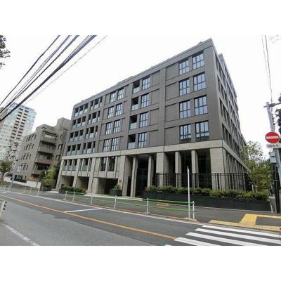 【外観】THE CONOE 三田綱町(ザコノエミタツナマチ)