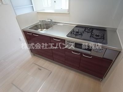 【キッチン】ベルフォーレ千葉寺