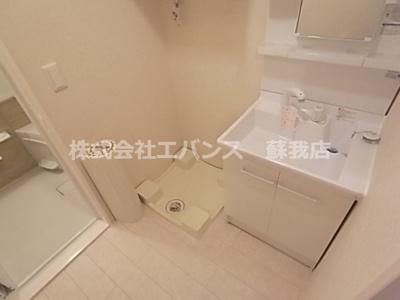 【独立洗面台】ベルフォーレ千葉寺