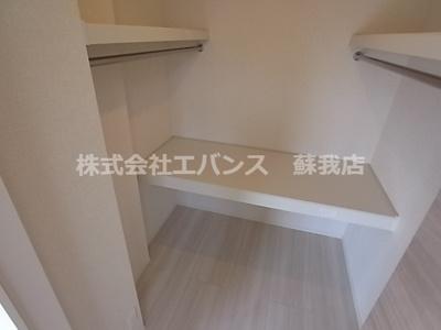 【収納】ベルフォーレ千葉寺