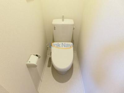 【トイレ】ヘーベルメゾン九条