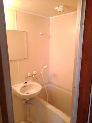 【浴室】Eカントリーハイツ