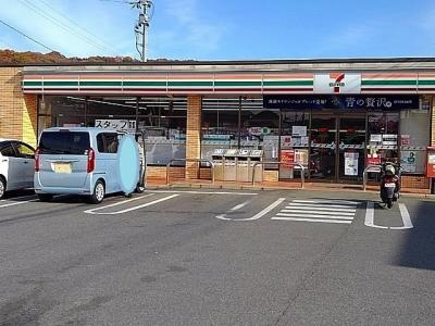 セブンイレブン柳津町店まで450m