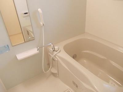 【浴室】ベルアベニューⅡ