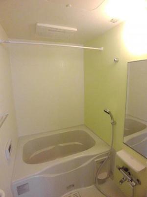 【浴室】グリーンビレッジⅢ B