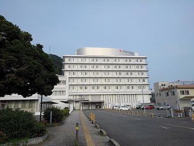 三原赤十字病院まで500m