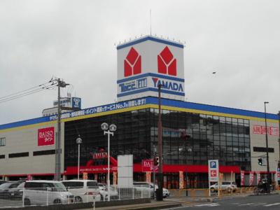 ヤマダ電機三原店まで850m