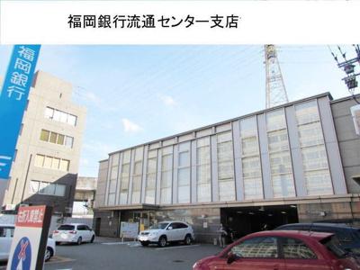 福岡銀行まで1200m