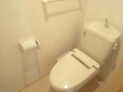 【トイレ】ヌーヴォー池上