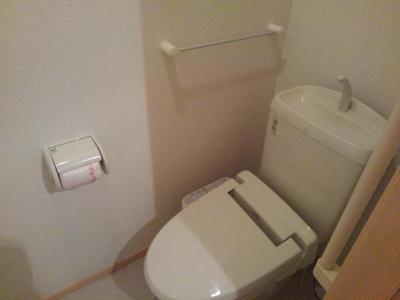 【トイレ】カーサ プラシードⅠ