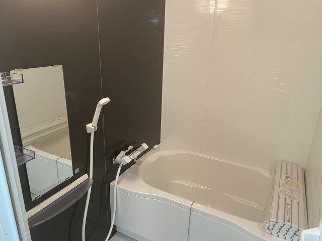 【浴室】クローバーマンション空港東
