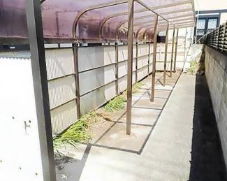【駐輪場】《鉄骨造!徒歩10分以内》千葉県柏市北柏台一棟マンション